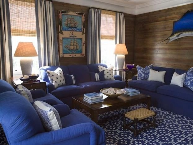Royal Blue Living Room Decor Royal Blue and Brown Living Room Info Home and Furniture