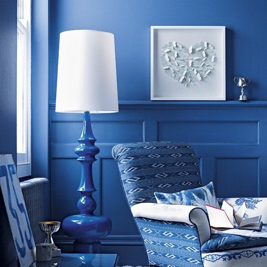 Royal Blue Living Room Decor Royal Blue Decor On Pinterest