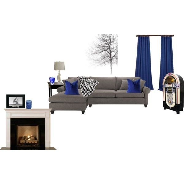 Royal Blue Living Room Decor Royal Blue Grey and Black Living Room