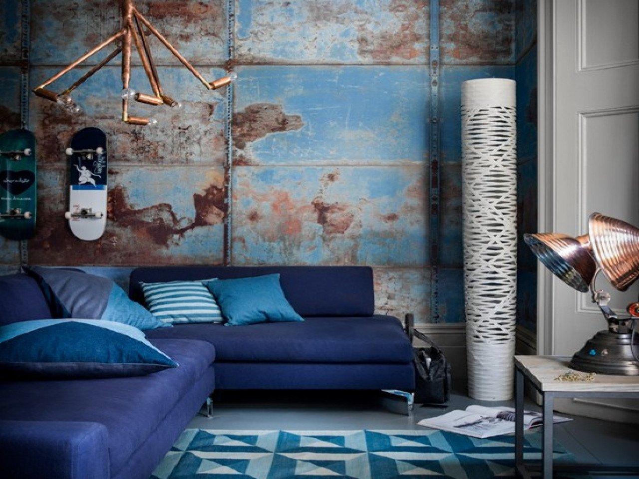 Royal Blue Living Room Decor Royal Blue Living Room Contemporary Decorating Ideas Livin C