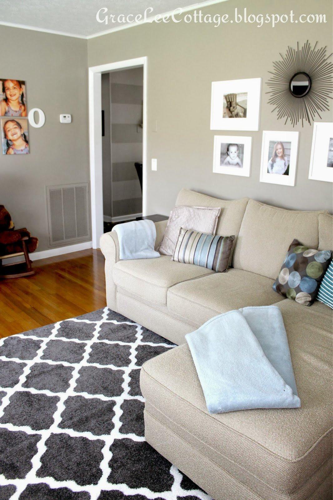 Rug for Living Room Ideas Grace Lee Cottage New Living Room Rug