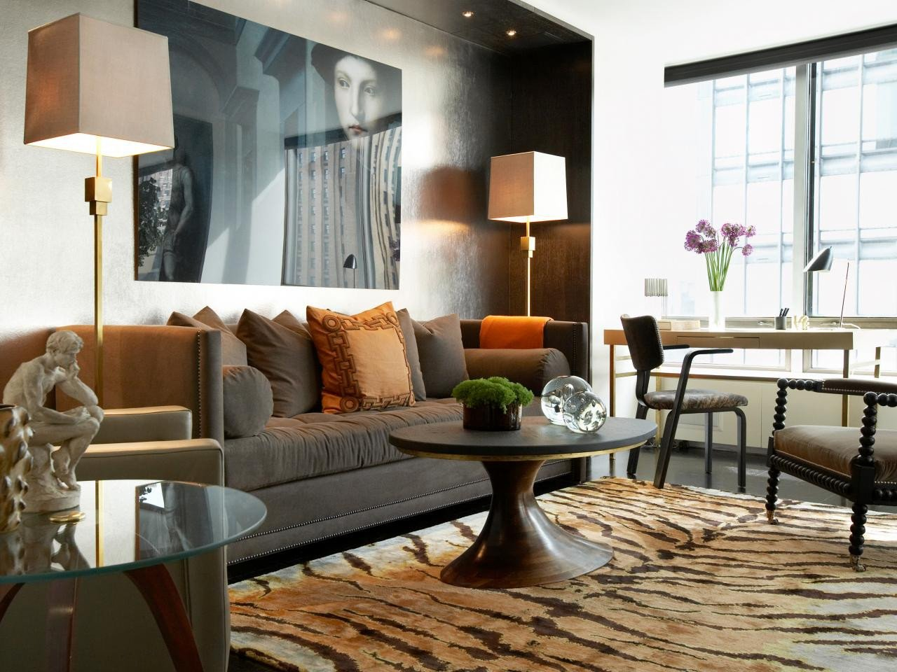 Rug for Living Room Ideas Tips to Place Rugs for Living Room