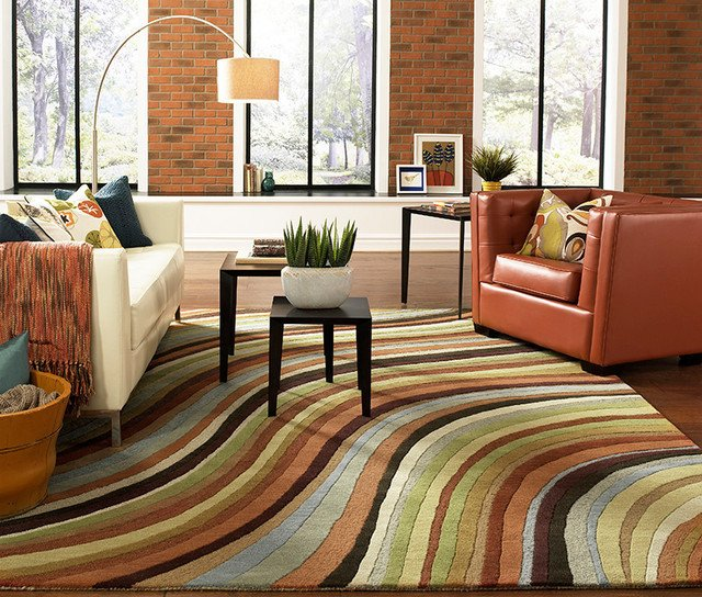 Rugs Contemporary Living Room Surya Oasis Rug Oas 1007 Contemporary Living Room