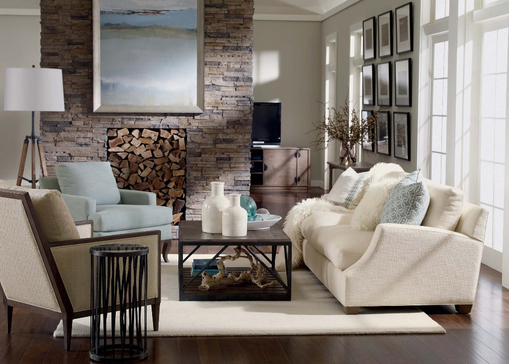 Rustic Chic Decor Living Room 25 Rustic Living Room Design Ideas for Your Home