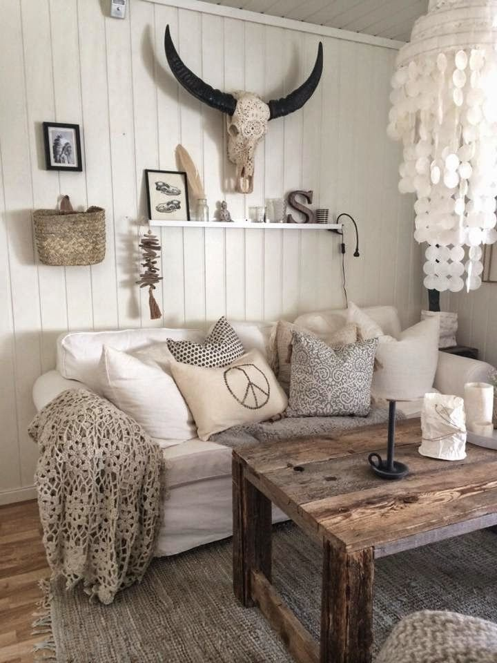 Rustic Chic Decor Living Room Chic and Rustic Decor Ideas that Will Warm Your Heart