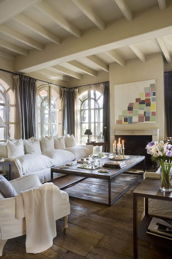 Rustic Chic Decor Living Room Rustic Chic Farmhouse Brunch at Saks