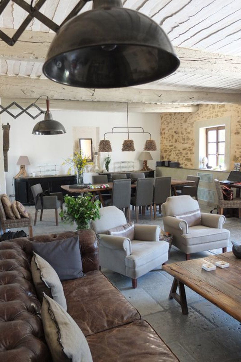 Rustic Chic Decor Living Room Rustic Chic Home Decor and Interior Design Ideas Rustic