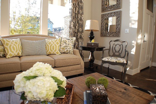 Rustic Chic Decor Living Room Rustic Chic Living Room