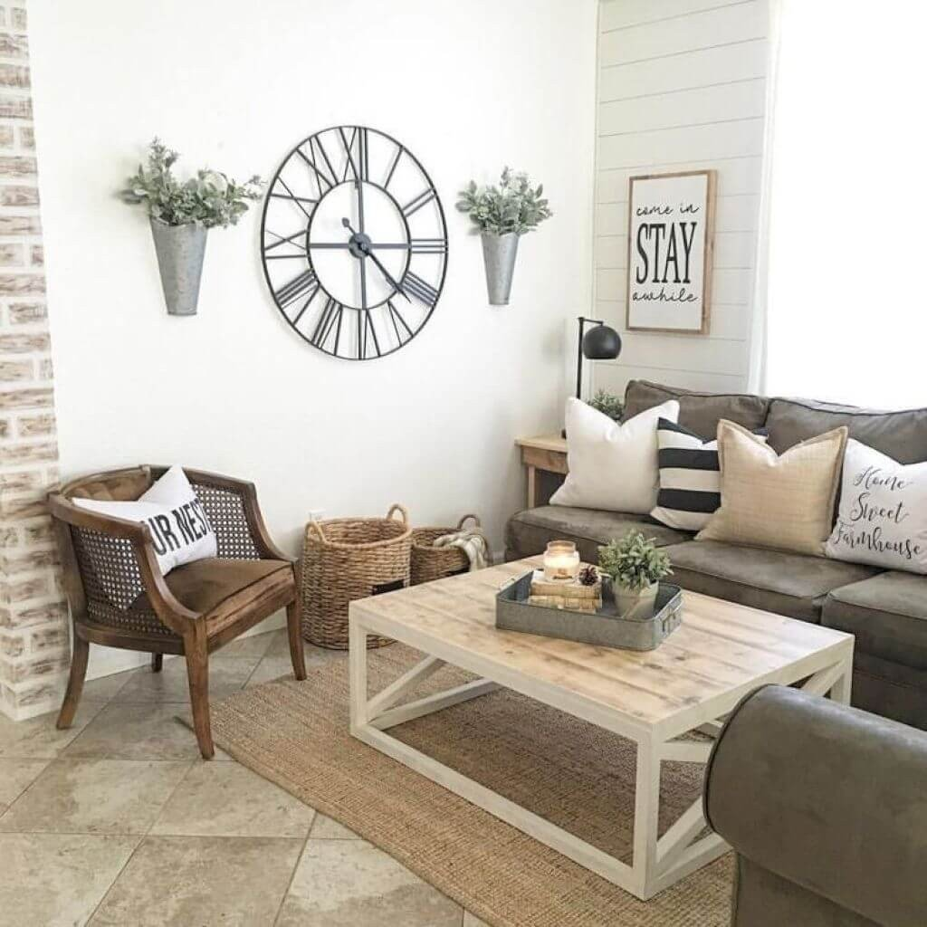 Rustic Living Room Decor Ideas 33 Best Rustic Living Room Wall Decor Ideas and Designs