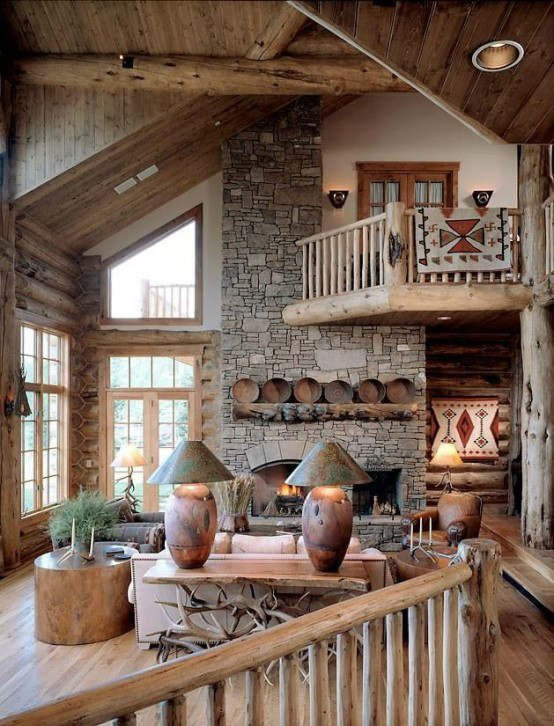 Rustic Living Room Decor Ideas 40 Awesome Rustic Living Room Decorating Ideas Decoholic