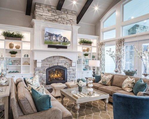 Rustic Living Room Decor Ideas Rustic Living Room Design Ideas Remodels & S