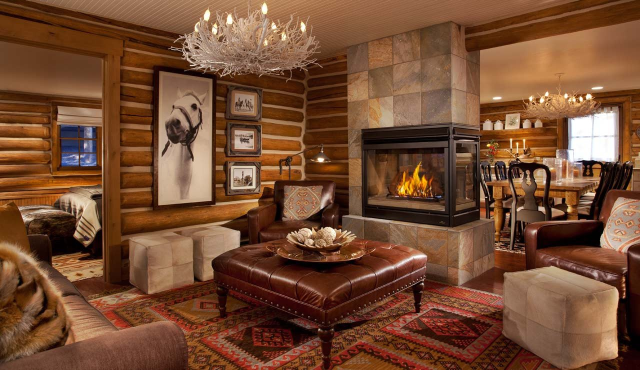 Rustic Living Room Decor Ideas Rustic Living Room Ideas for This Fall