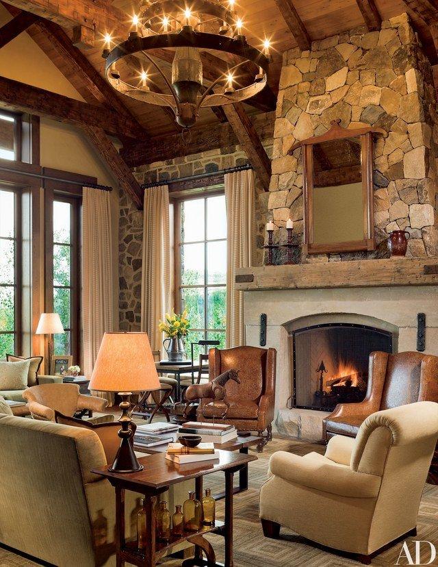 Rustic Living Room Ideas 13 Utterly Inviting Rustic Living Room Ideas S