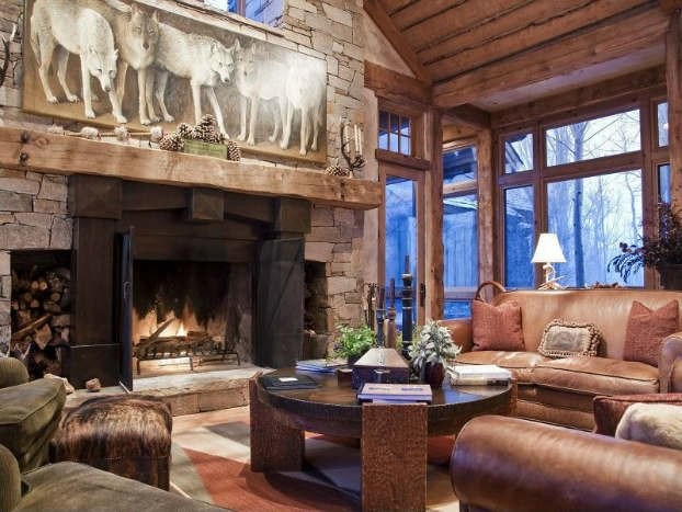 Rustic Living Room Ideas 40 Awesome Rustic Living Room Decorating Ideas Decoholic