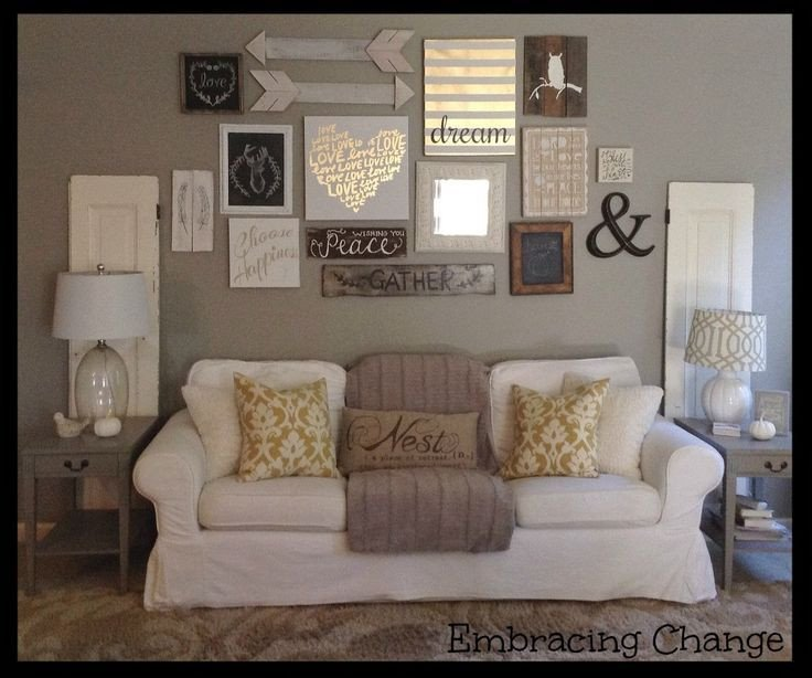 Rustic Living Room Wall Decor Rustic Wall Decor Lifetime Ideas