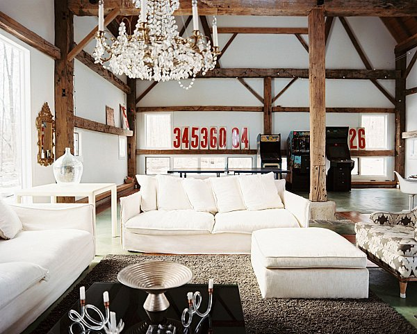 Rustic Modern Decor Living Room Country Home Decor with Contemporary Flair