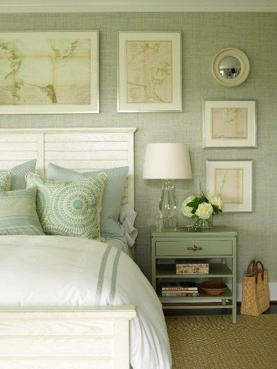 Sage Green Bedroom Ideas Sage and Seafoam Bedroom Color Of the Month Sweet