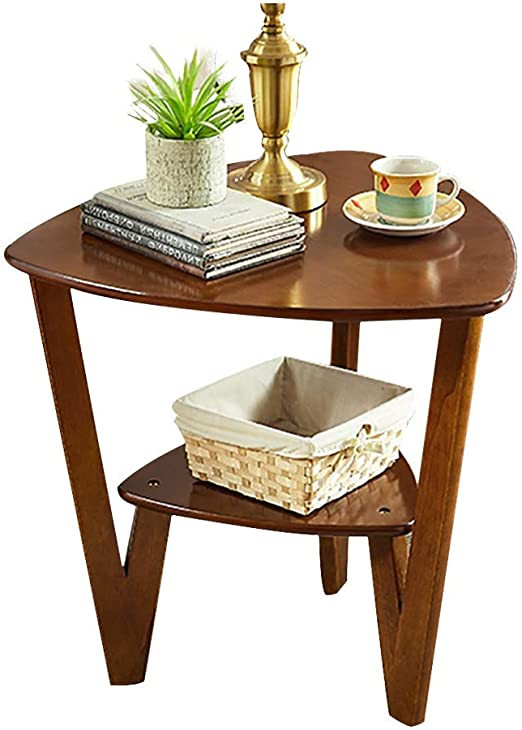 Side Table for Bedroom Amazon Side Table End Tables sofa solid Wood Corner