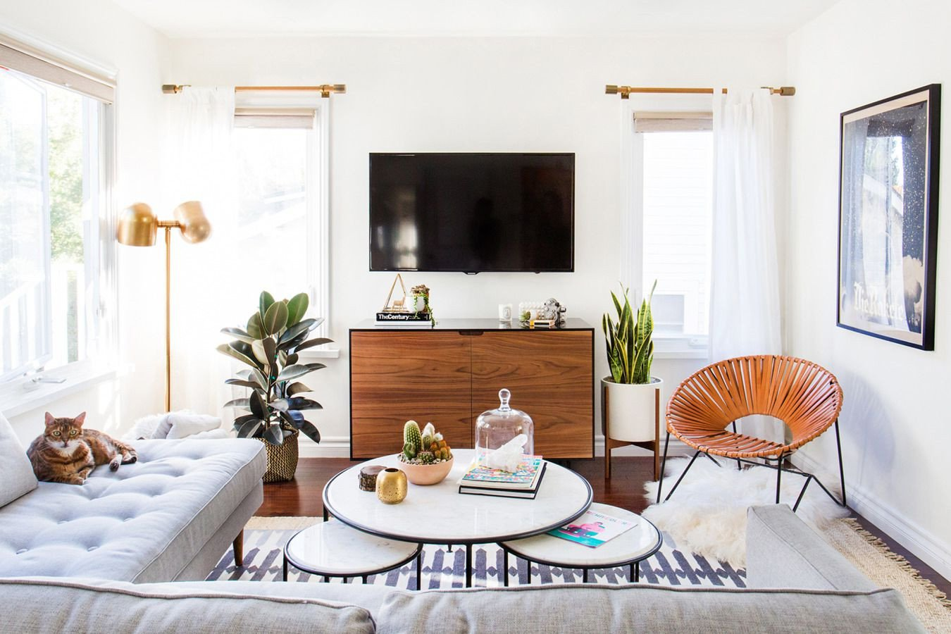 Simple Living Room Decorating Ideas 15 Simple Small Living Room Ideas Brimming with Style