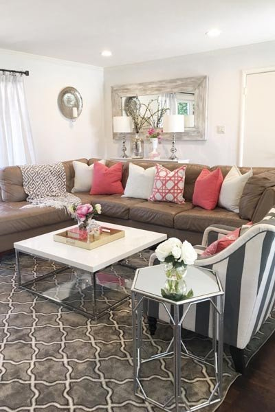 Simple Living Room Decorating Ideas 50 Simple Living Room Ideas for 2019