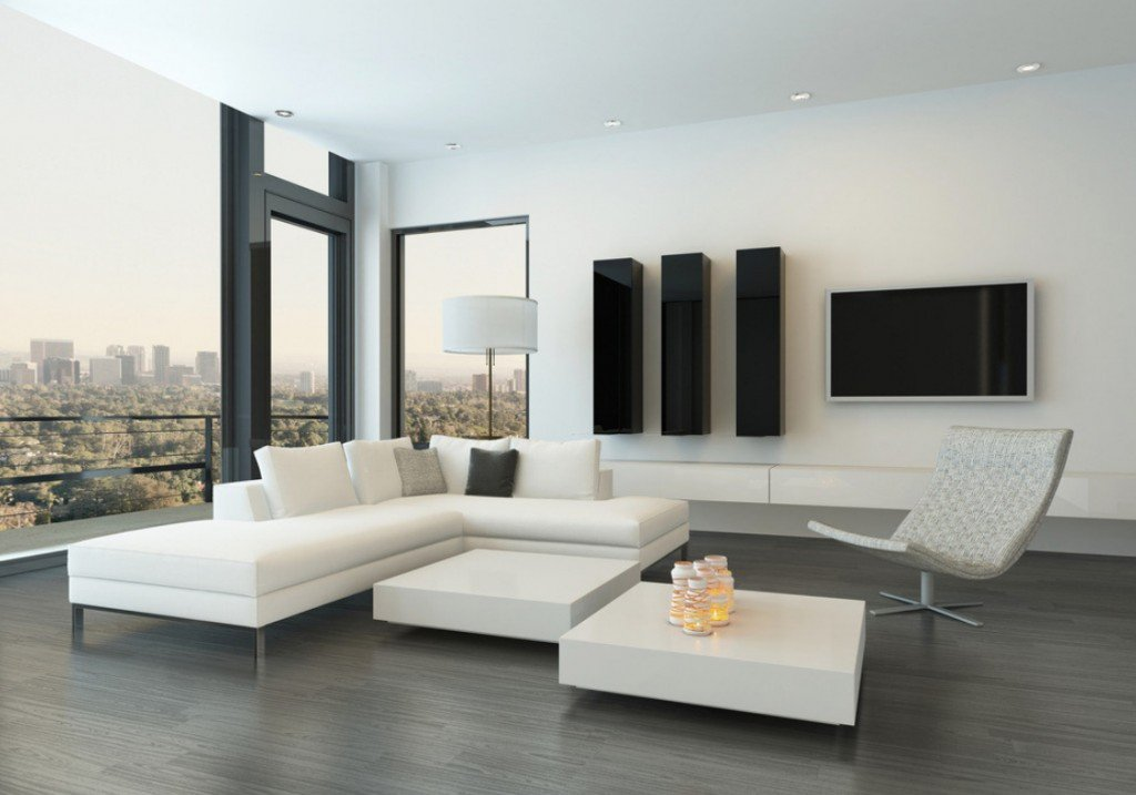 Simple Modern Living Room Decorating Ideas Avoiding Cramped Living Room Design Architecture World