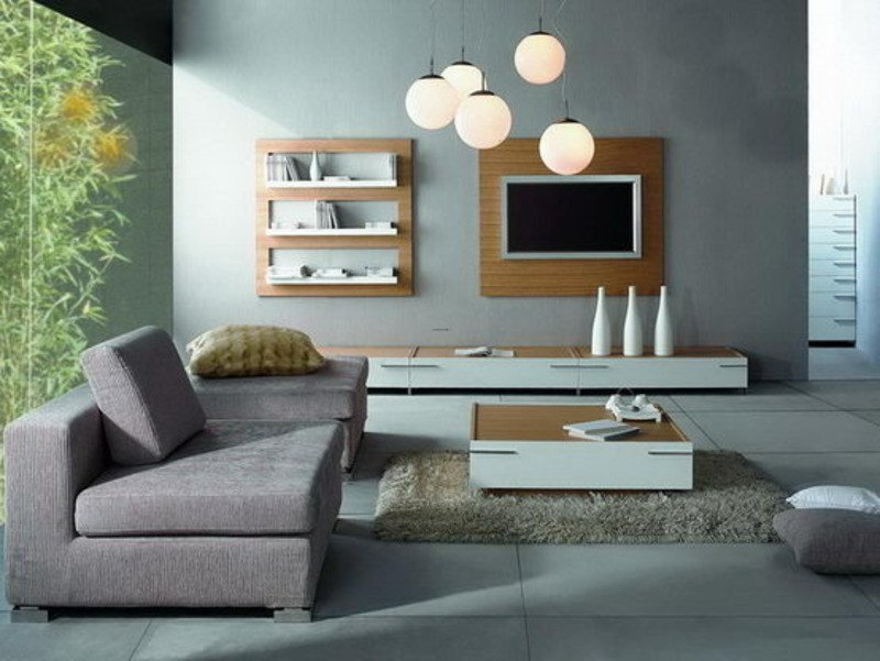 Simple Modern Living Room Decorating Ideas Family Room Simple Minimalist with Color Grey Modern