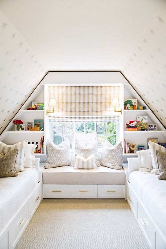 Sloped Ceiling Bedroom Ideas attic Bedroom – How to Decorate attic Bedrooms