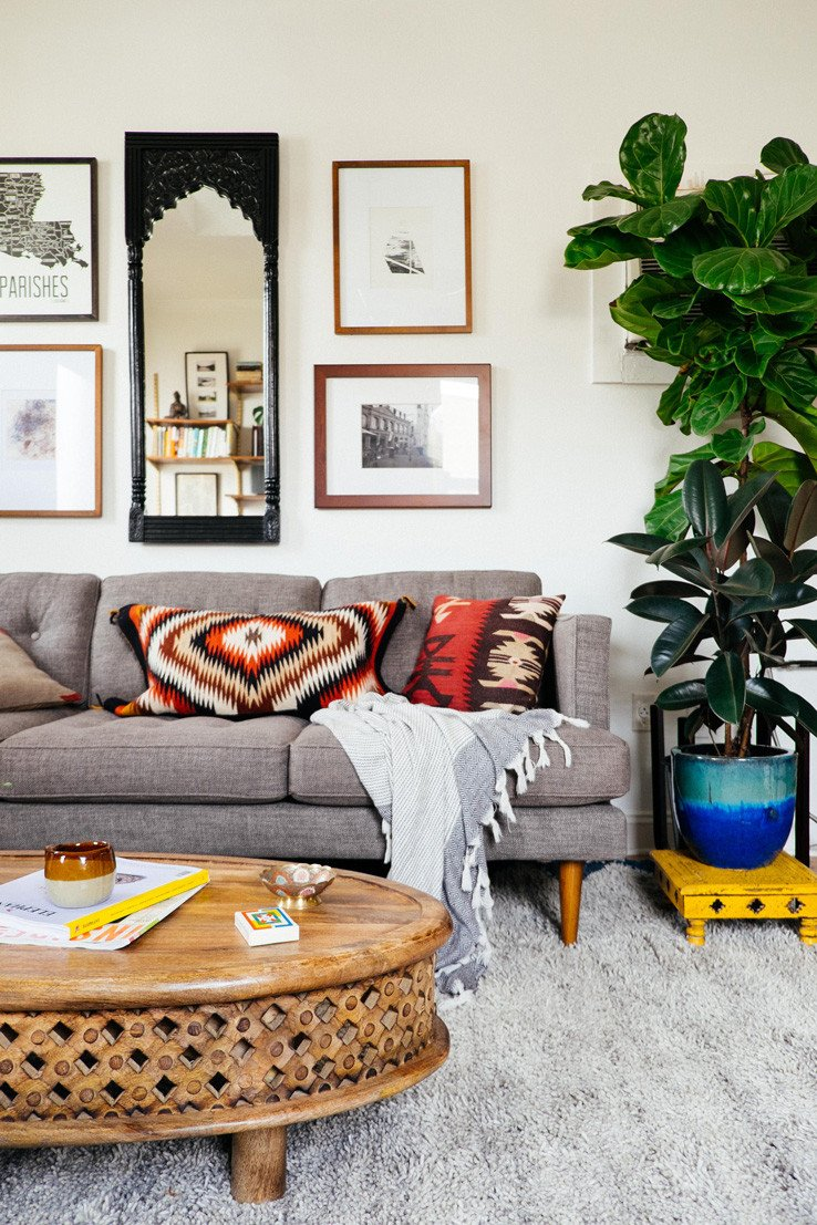 Small Apartment Living Room Decor Colorful Decorating Ideas for Small Living Room