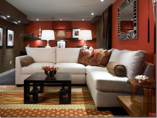 Small Basement Living Room Ideas top 10 Tips for Making A Basement Feel Bright