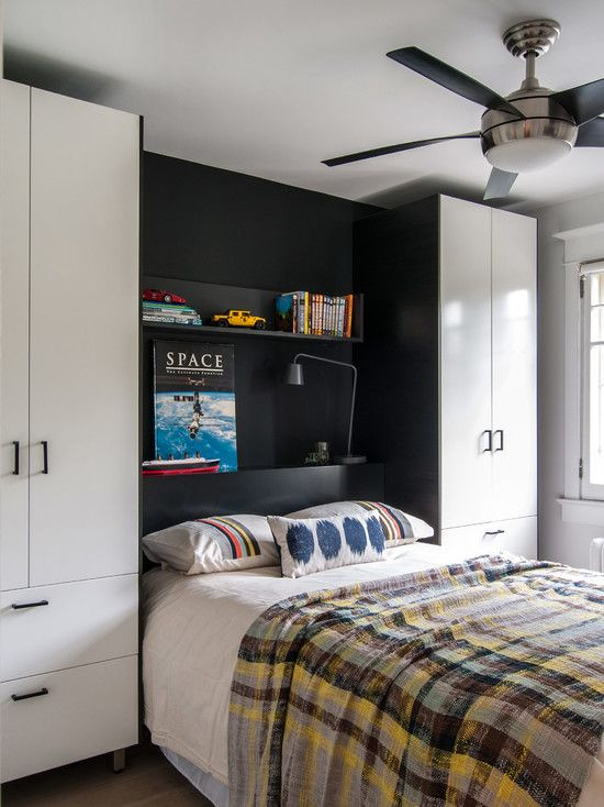 Small Bedroom Ceiling Fan Inspiring Teenage Bedroom Design for Boys Ceiling Fan with
