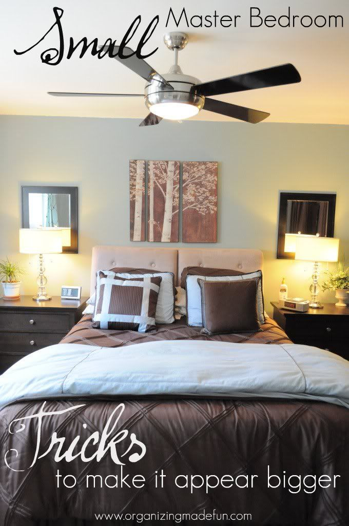 Small Bedroom Ceiling Fan Spring Into organization Home 1 tour with Images
