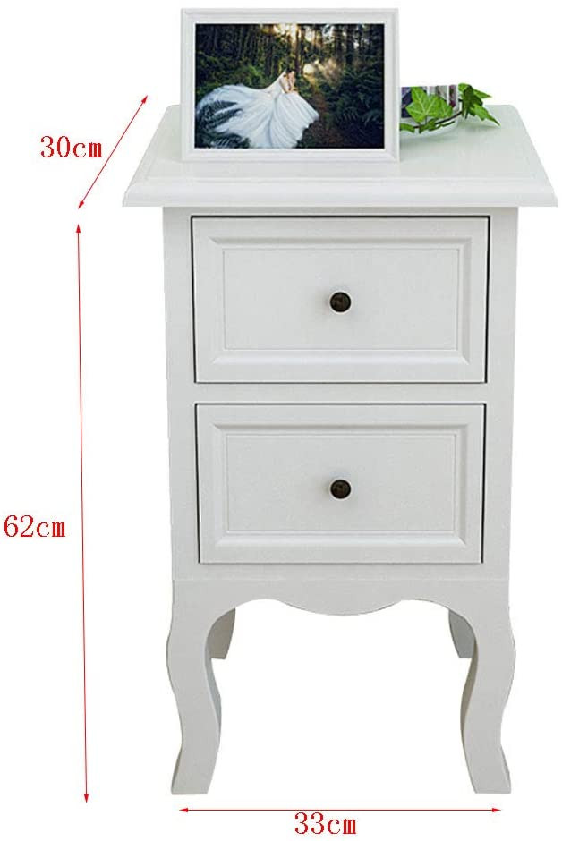 Small Bedroom End Tables Amazon Sackderty Bedside Table Side End Tables Storage