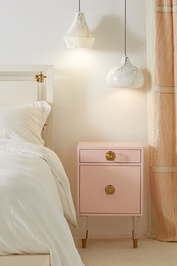 Small Bedroom Side Tables 17 Bedside Tables that are Perfect for Your Small Space