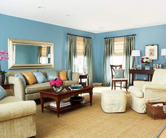 Small Blue Living Room Ideas 20 Blue Living Room Design Ideas