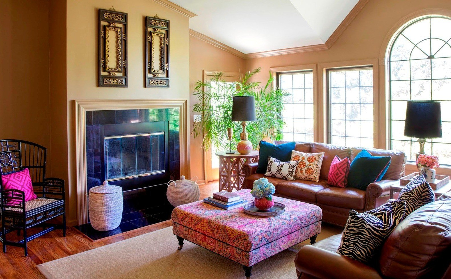 Small Bohemian Living Room Ideas 10 Bohemian Style Living Room Ideas