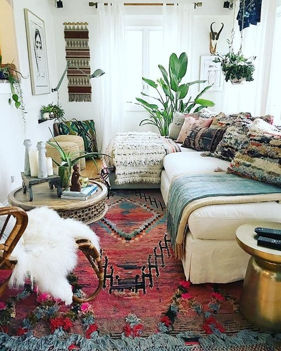 Small Bohemian Living Room Ideas 26 Bohemian Living Room Ideas