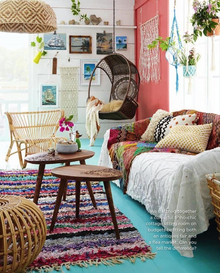 Small Bohemian Living Room Ideas 85 Inspiring Bohemian Living Room Designs Digsdigs