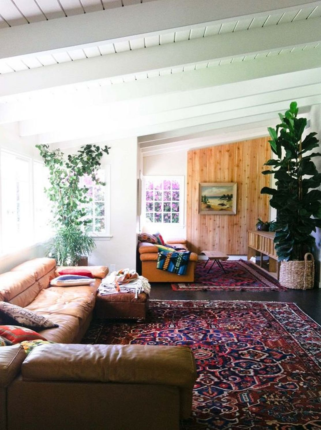 Small Bohemian Living Room Ideas Bohemian Living Room Design with Bohemian Carpet and