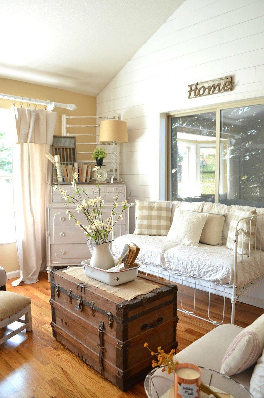 Small Farmhouse Living Room Ideas 27 Rustic Farmhouse Living Room Decor Ideas for Your Home