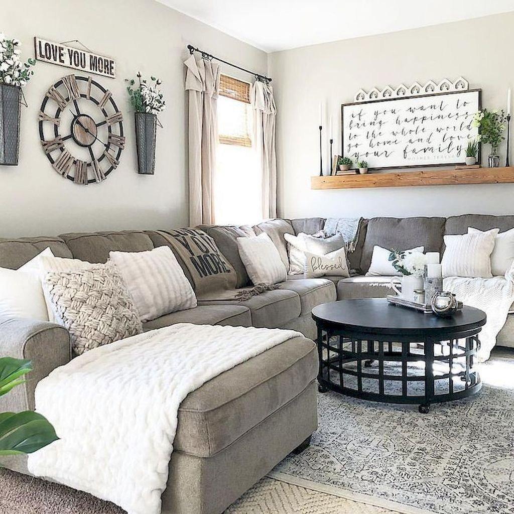 Small Farmhouse Living Room Ideas 40 Modern Farmhouse Living Room Design Ideas Homystyle