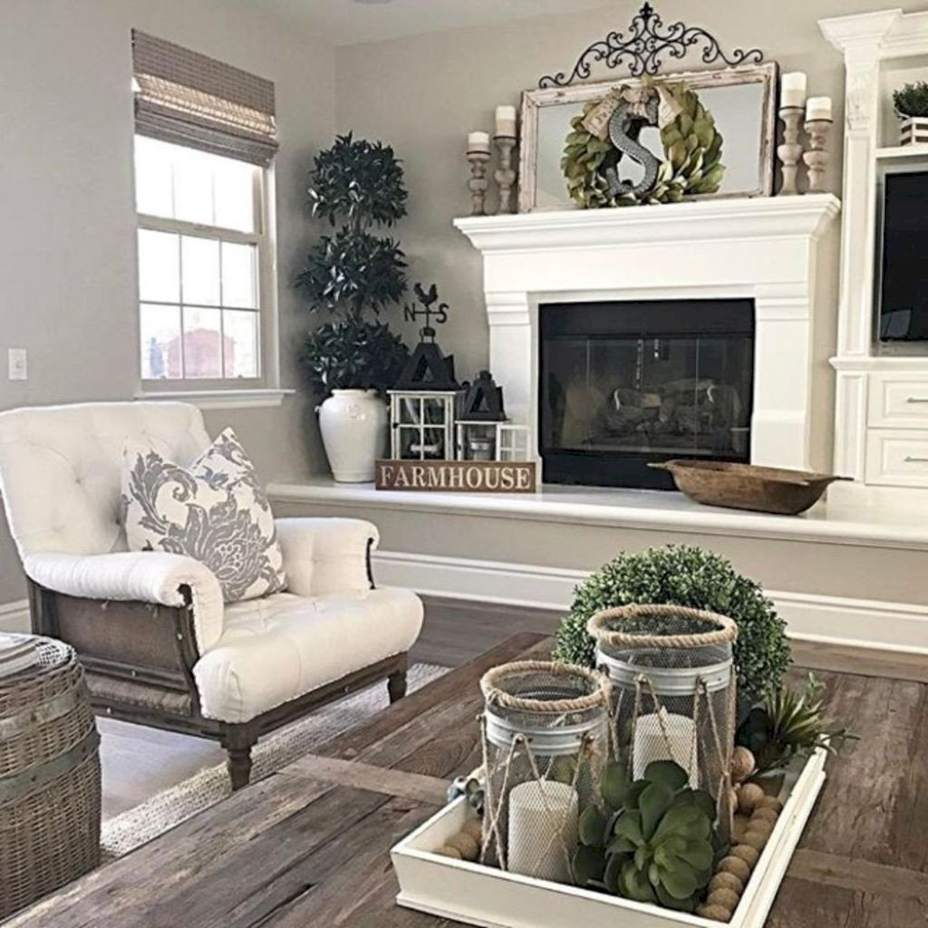 Small Farmhouse Living Room Ideas 50 Cozy Farmhouse Living Room Decor Ideas Homeideas