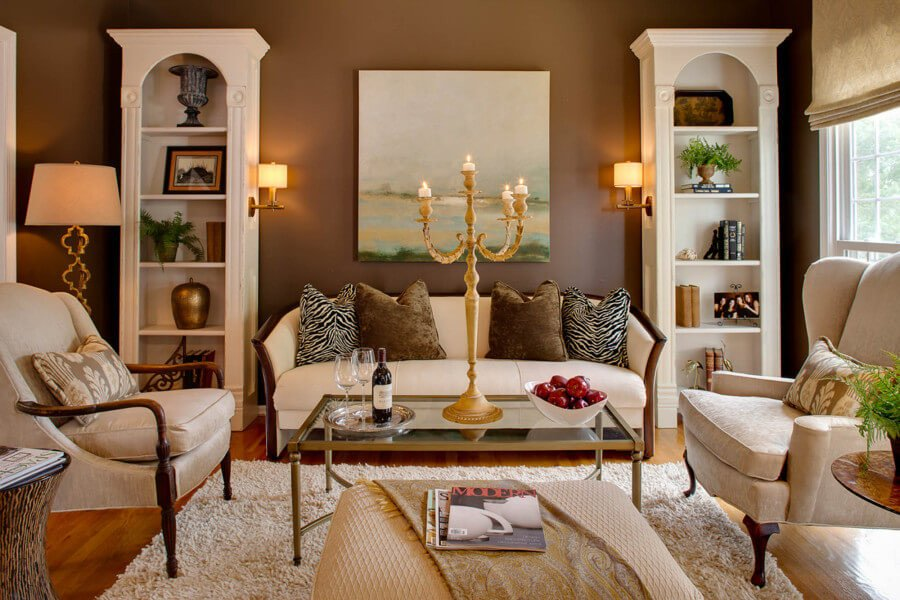 Small formal Living Room Ideas Living Room Ideas & Sitting Room Decor — Gentleman S Gazette