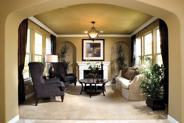 Small formal Living Room Ideas Warm formal atmosphere Living Room Ideas Home Ideas Blog