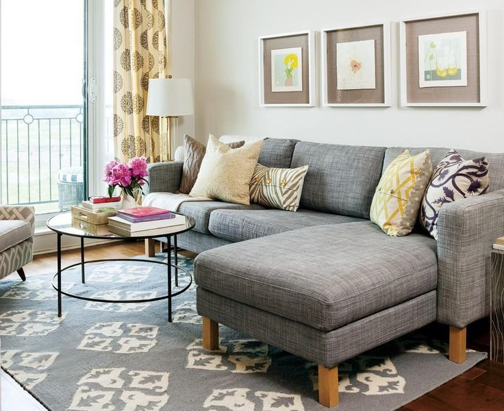 Small Gray Living Room Ideas 20 Of the Best Small Living Room Ideas