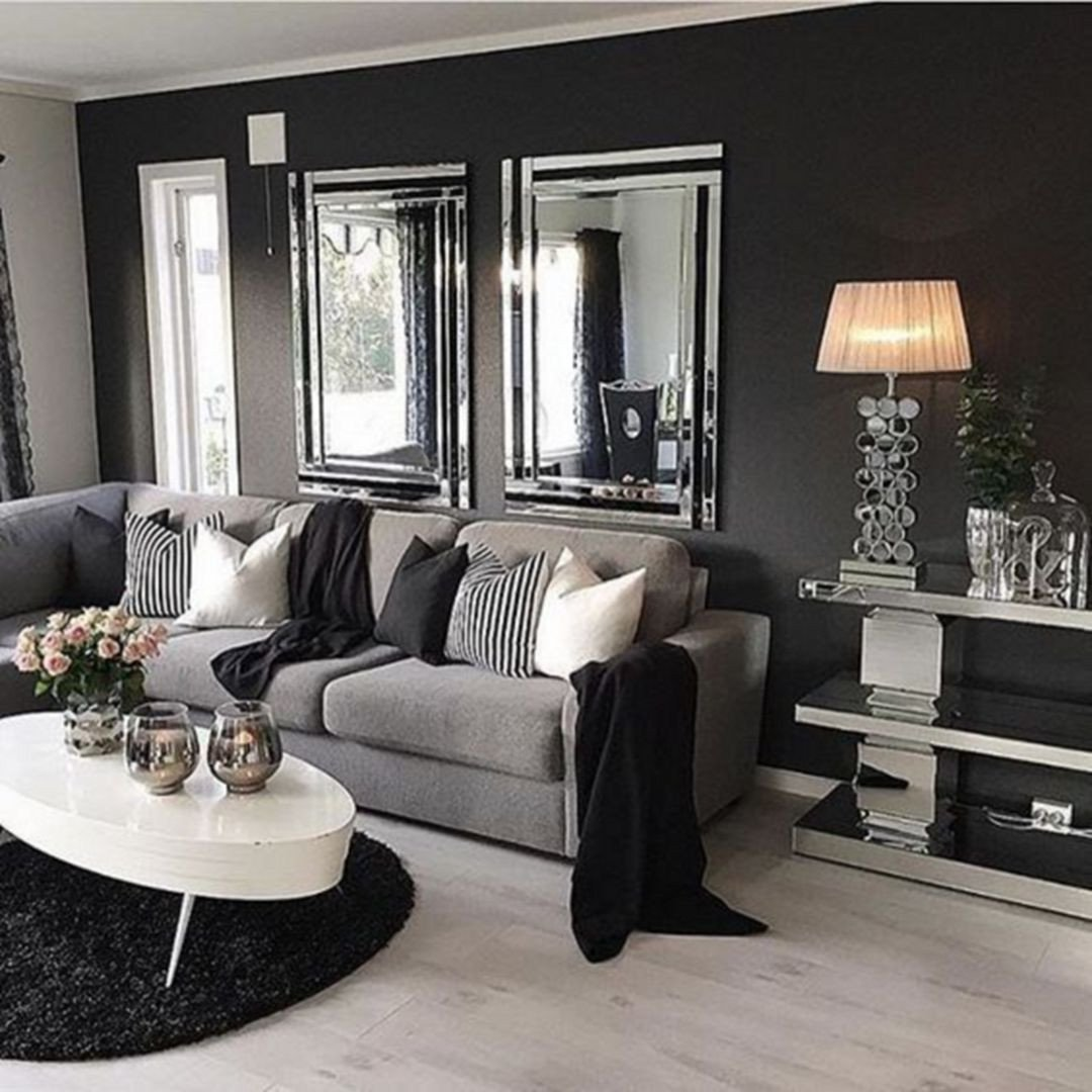 Small Gray Living Room Ideas 25 Elegant Gray Living Room Ideas for Your Amazing Home