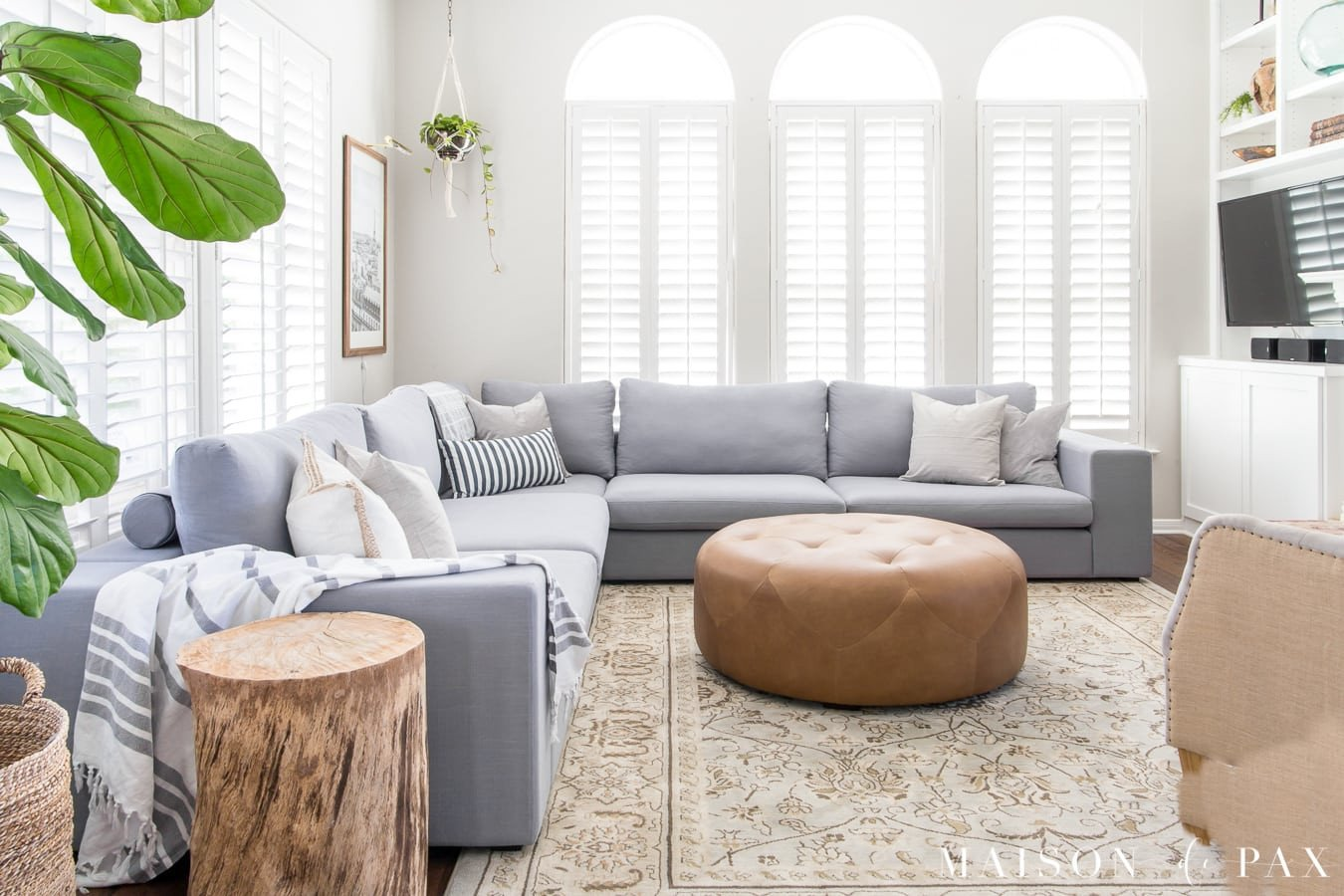 Small Gray Living Room Ideas Designing A Small Living Room with A Sectional