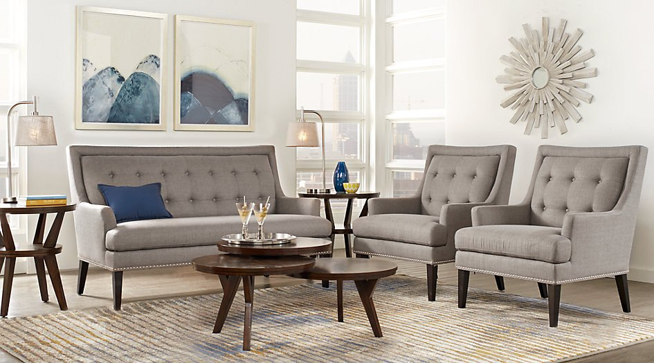 Small Gray Living Room Ideas Small Living Room Sets Decorating Ideas Designs & Tips