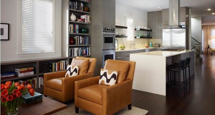 Small Kitchen Living Room Ideas 20 Open Kitchen Living Room Designs Ideas