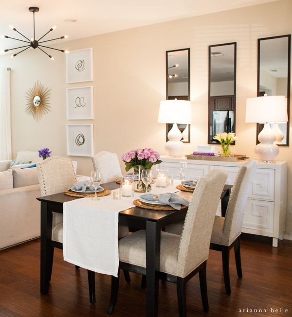 Small Living Dining Room Ideas Pin by Mynest