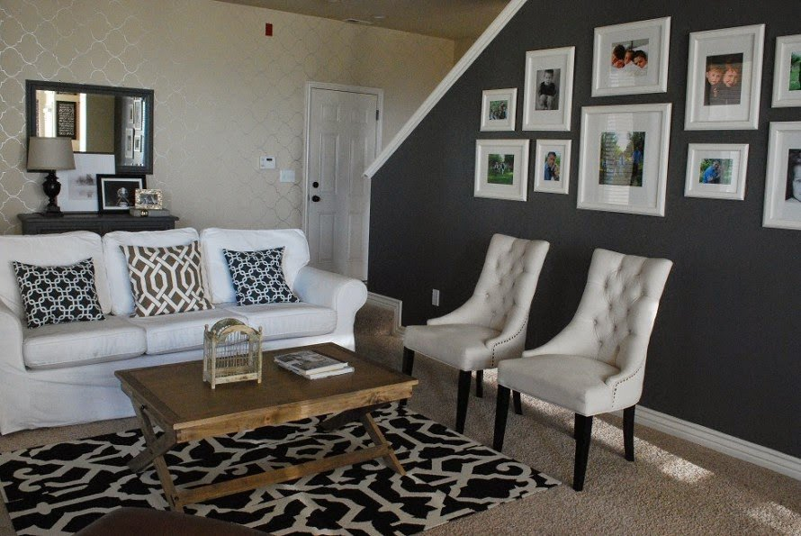Small Living Room Accent Walls Ideas Renovating519